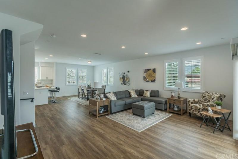 living open concept
